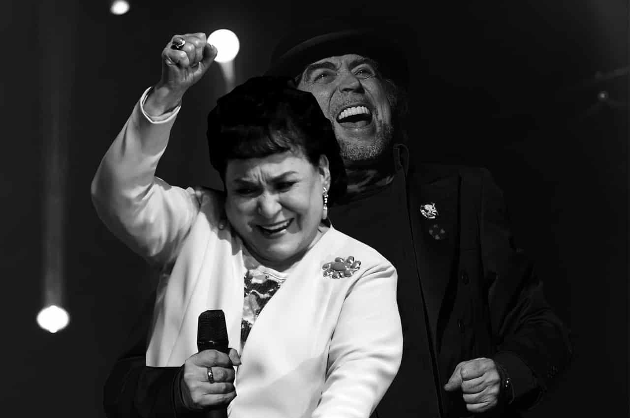 Carmen Salinas grabará a dúo con Joaquín Sabina 1