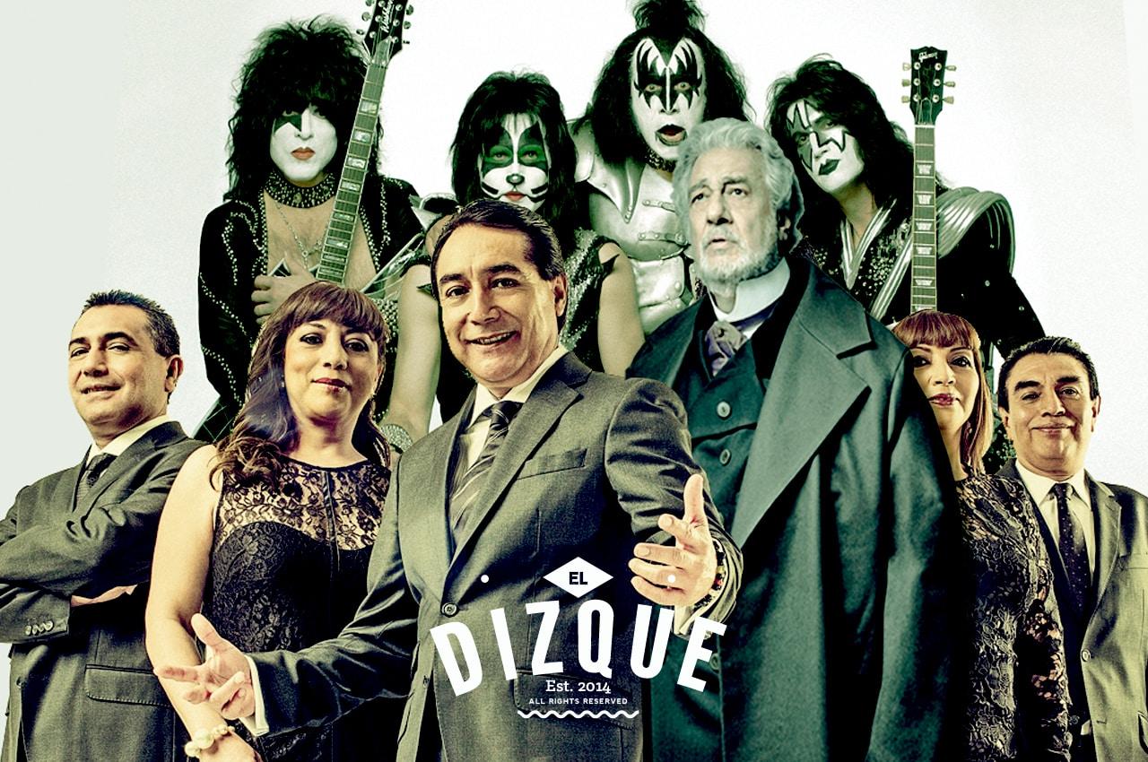 Los Ángeles Azules grabarán con Plácido Domingo y KISS 1
