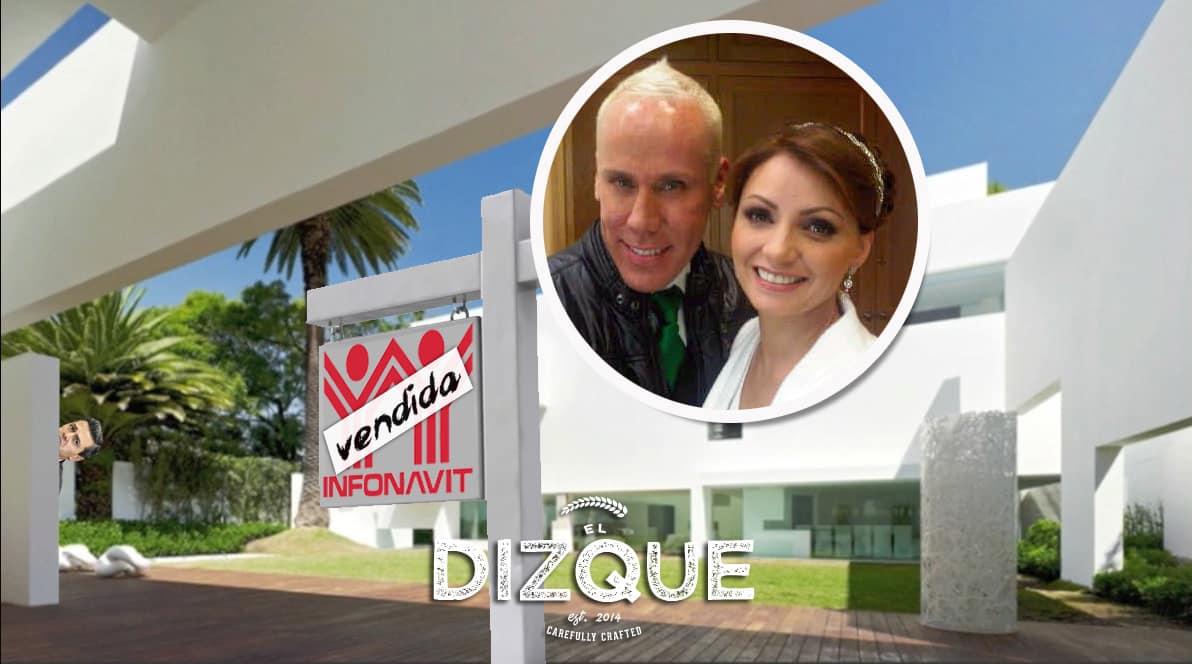 El maquillista de Angélica Rivera confirma que la casa de las Lomas es de ella 3