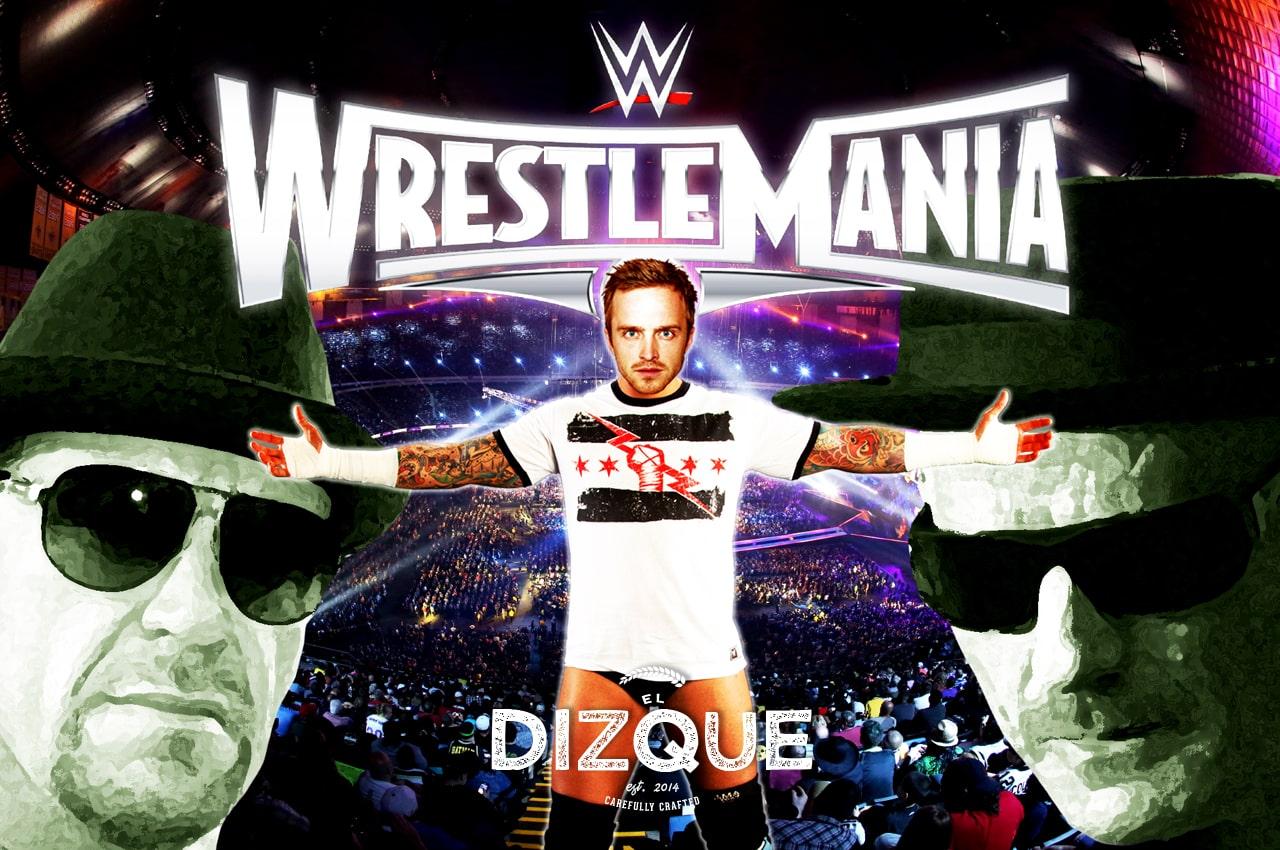 """Según filtraciones, WrestleMania 31 será al estilo """"Breaking Bad"""" 15"""