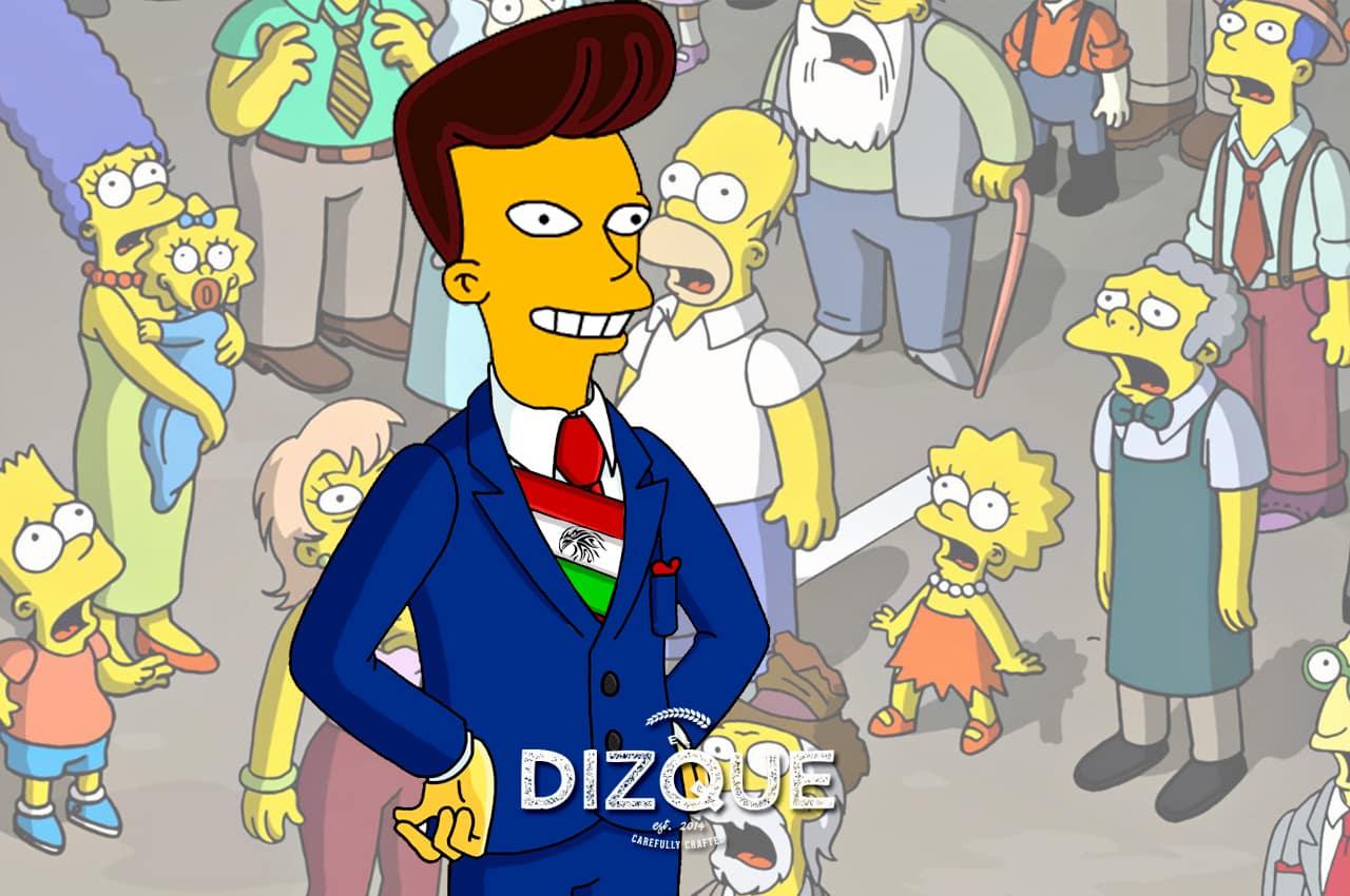 Enrique Peña Nieto aparecerá en Los Simpsons 15