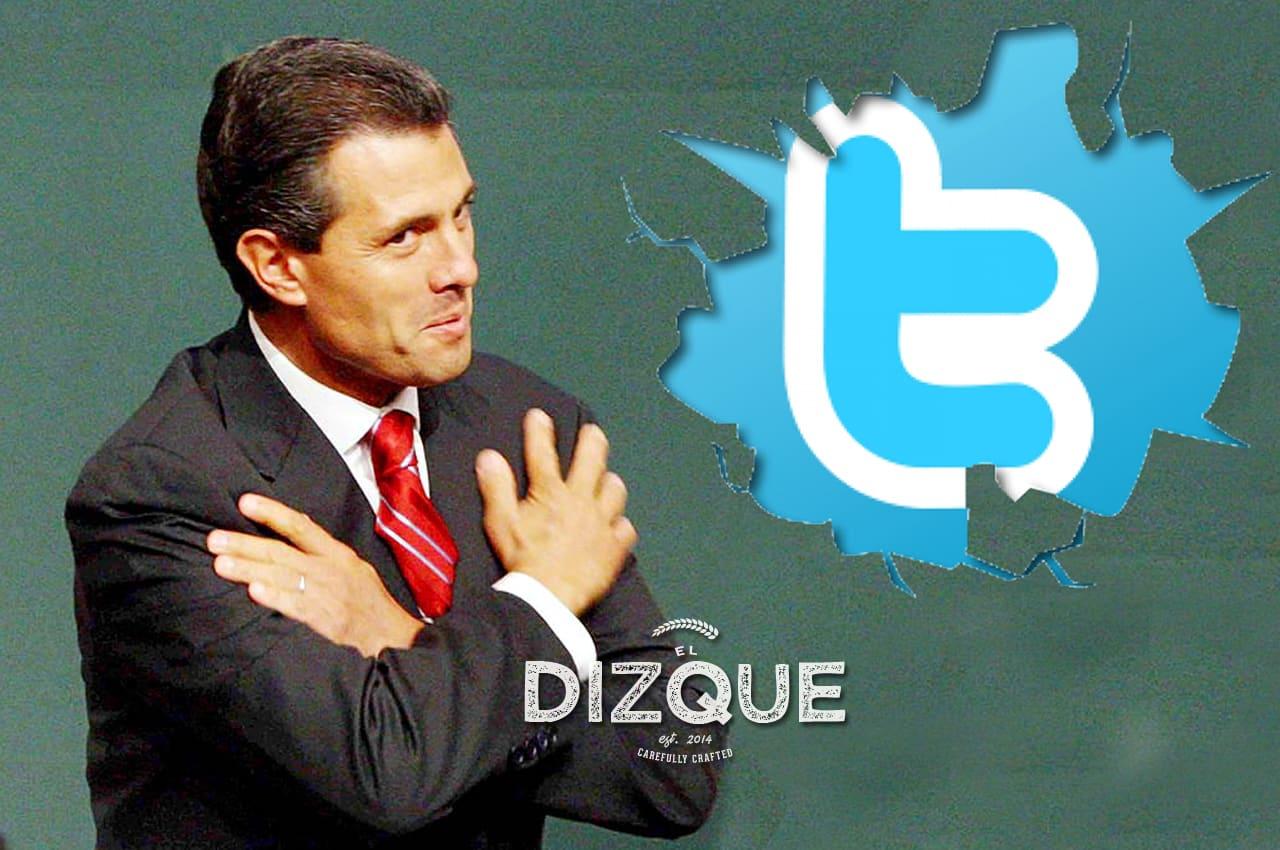 Por falta de siete retweets, Peña Nieto no renunciará 1