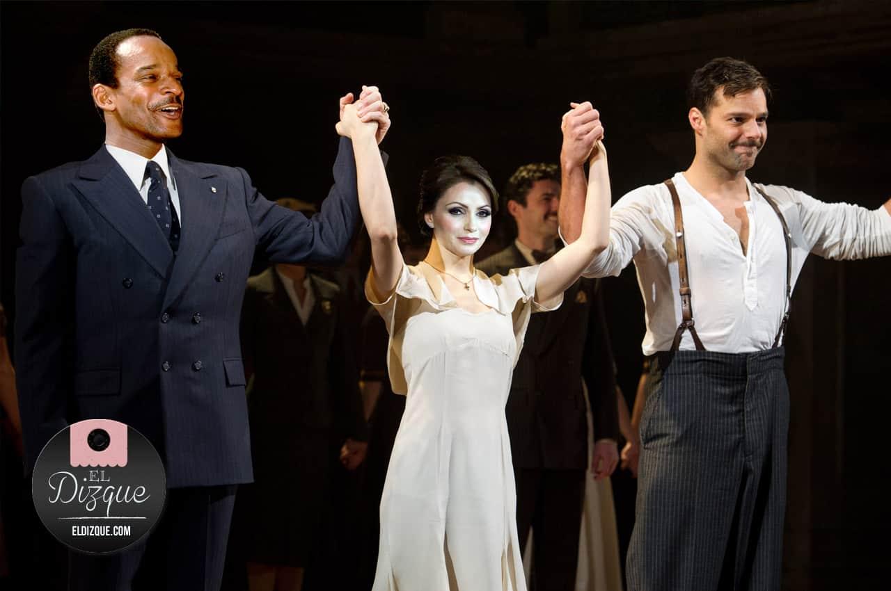 Angelica Rivera interpretará a Evita en una nueva producción de Broadway 1