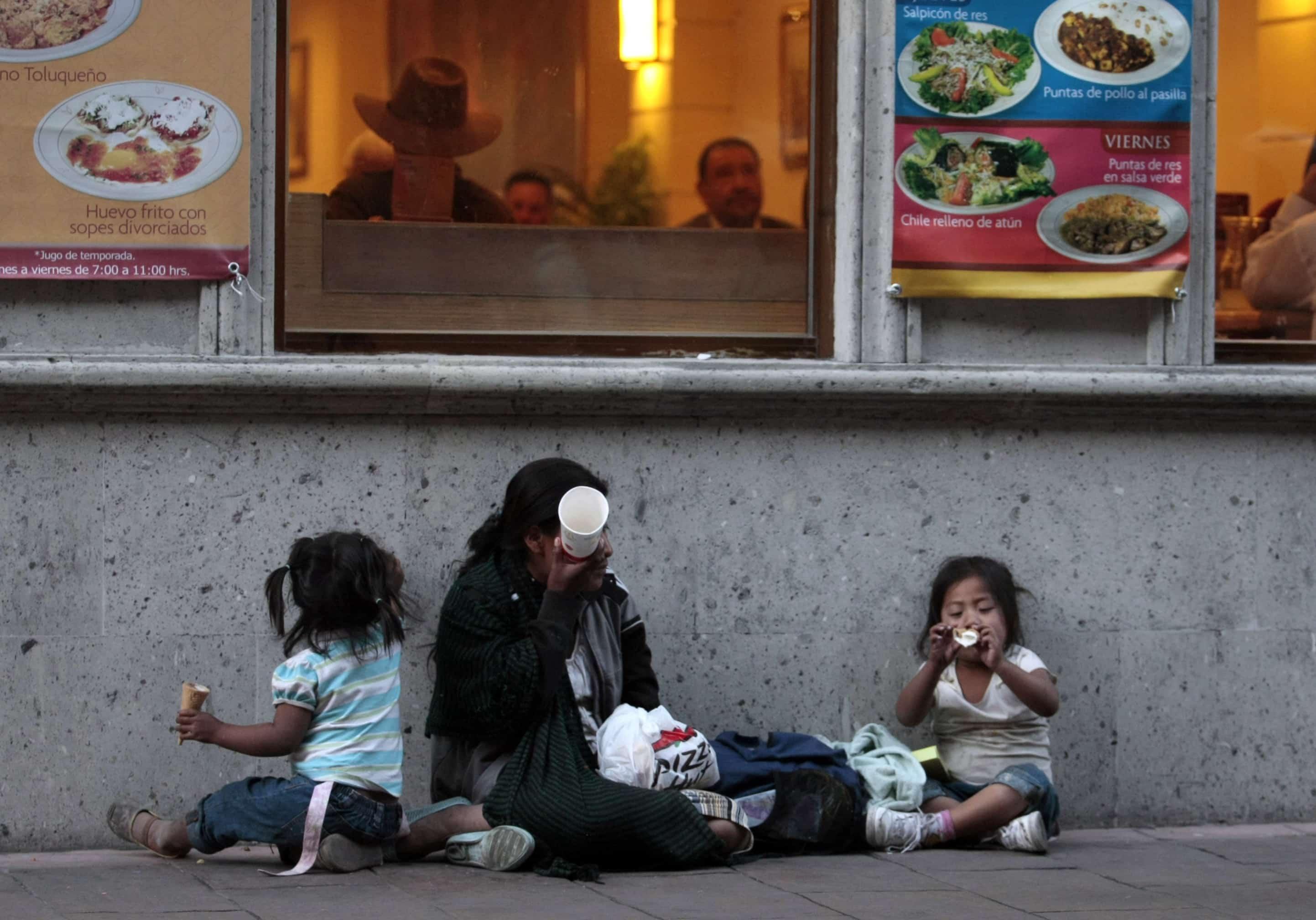 La comida propia del Día de Acción de Gracias, siempre ha sido deseada por los sectores más vulnerables de la población.