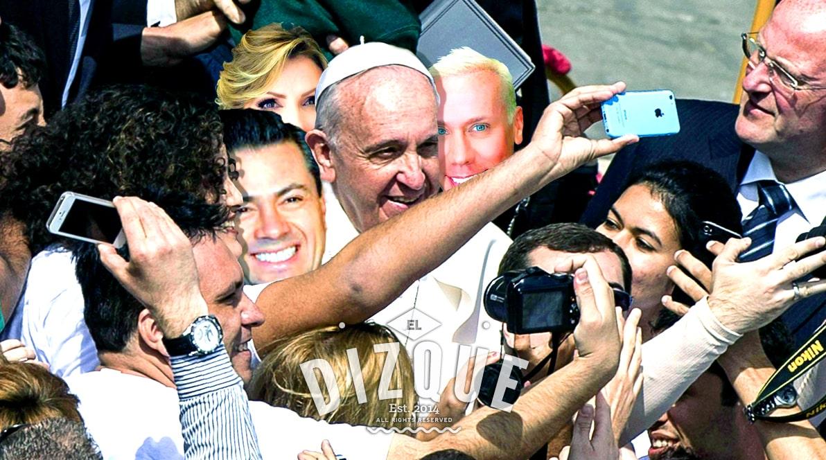 El Papa Francisco anuncia visita a México para bendecir la recién restaurada puerta de Palacio Nacional 1