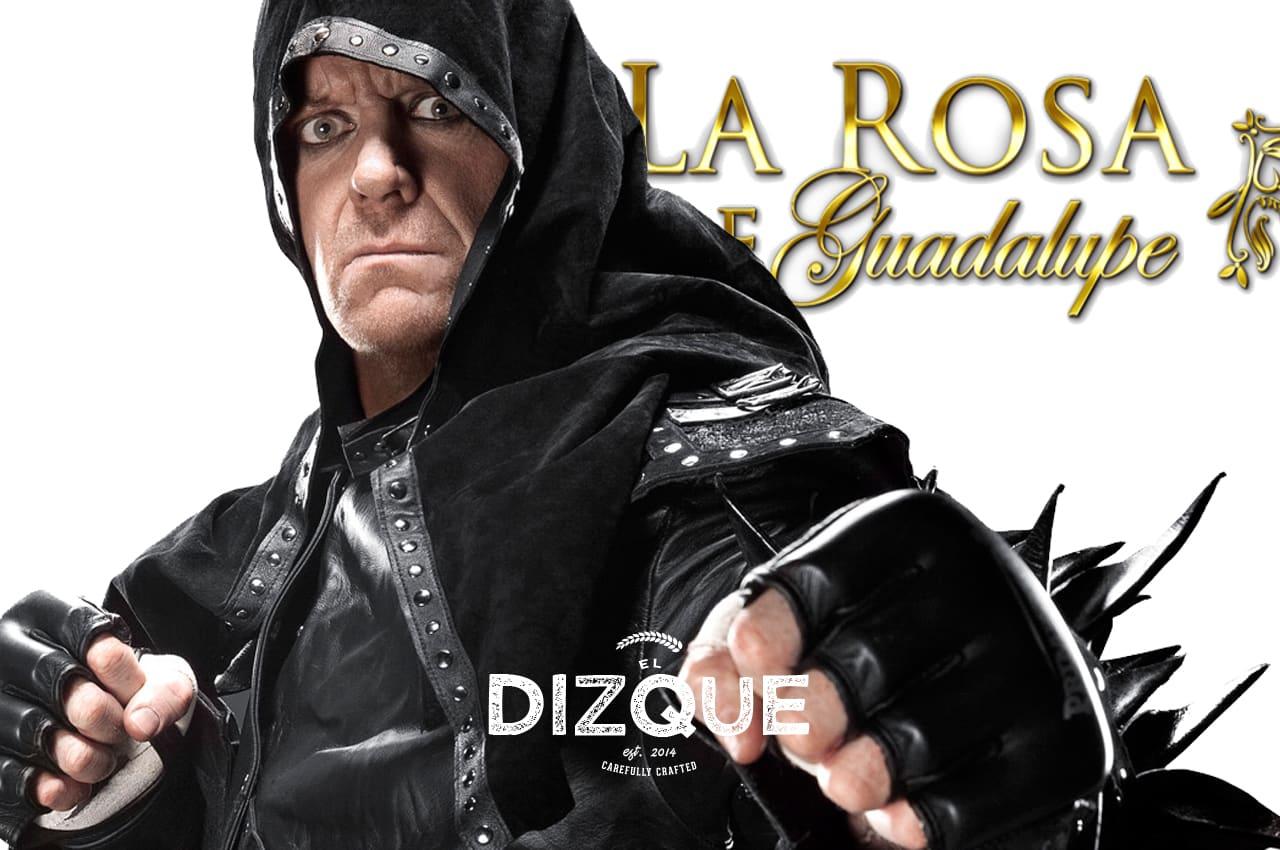 """The Undertaker tendrá un papel como villano en """"Rosa de Guadalupe: La película"""" 9"""