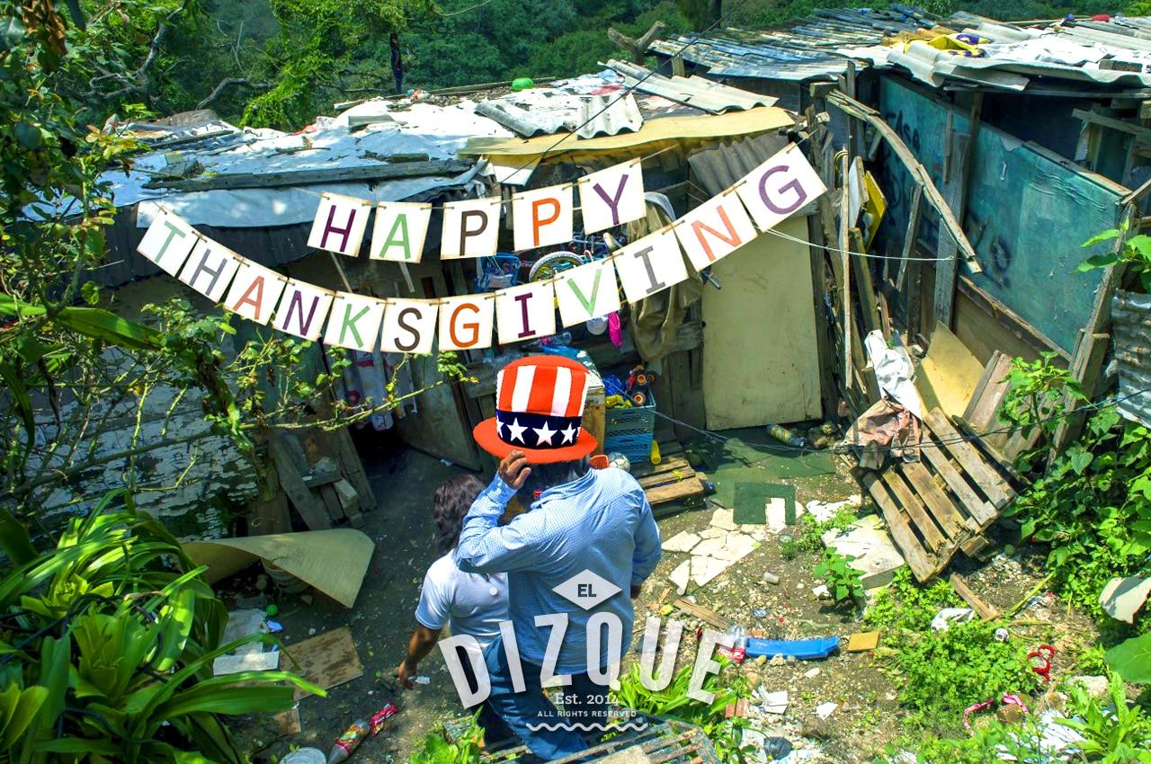 Se celebrará oficialmente en México el Thanksgiving 1