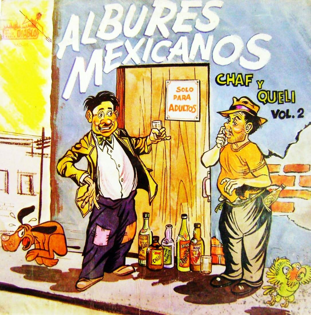 Los discos de Chaf y Queli ahora serán protegidos al considerárseles riqueza cultural.