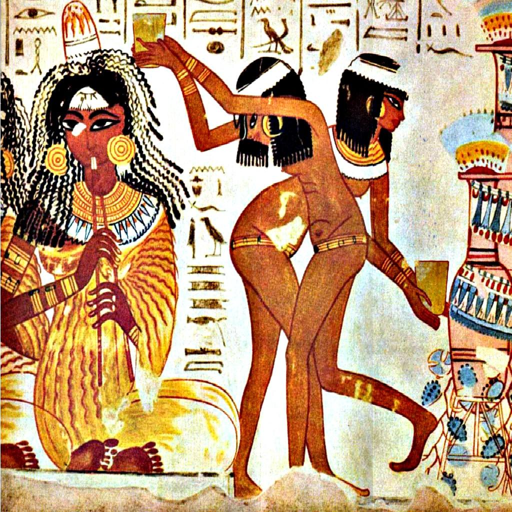 Los egipcios lo sabían.