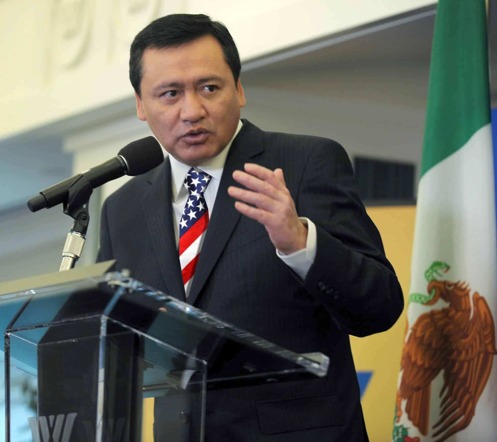 """""""Eso sí, no habrá subsidios para pavos"""", aclaró el secretario Osorio Chong"""