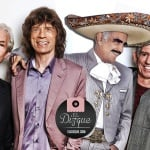 Vicente Fernández grabará a duo con los Rolling Stones 4