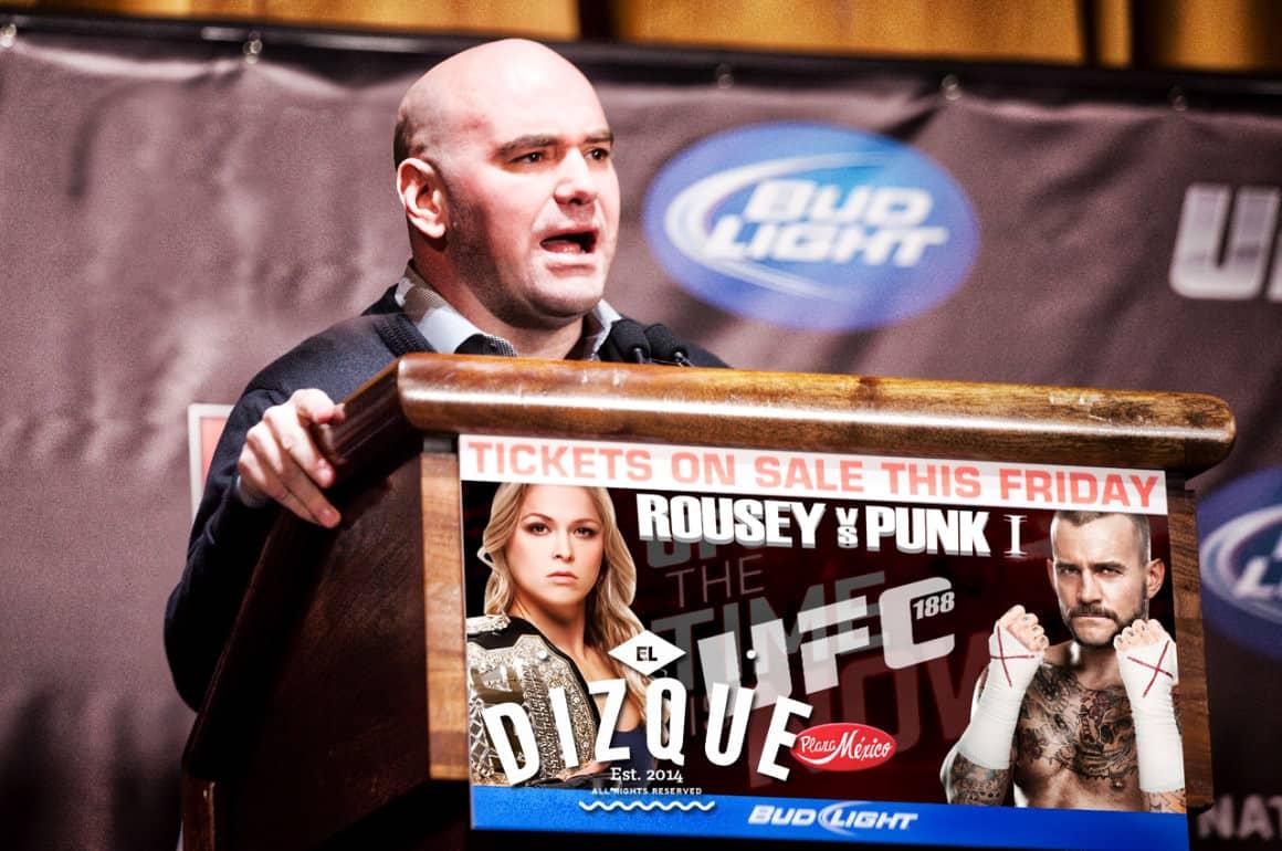 Se da a conocer quién será el primer rival de CM Punk en UFC 12