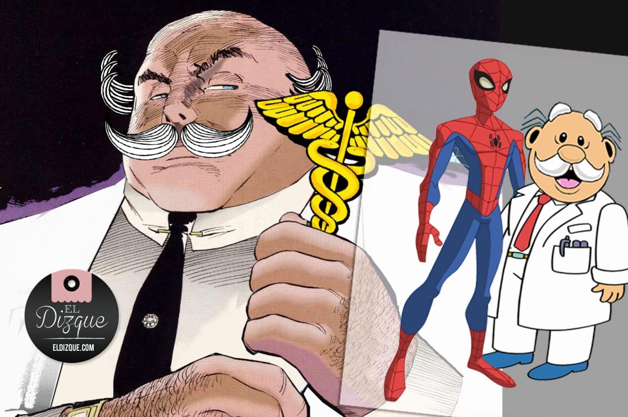 Día histórico: El Doctor Simi llega a Marvel Comics 2