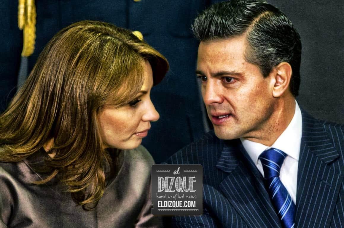 La PGR asegura las cuentas bancarias de Enrique Peña Nieto y Angélica Rivera 6