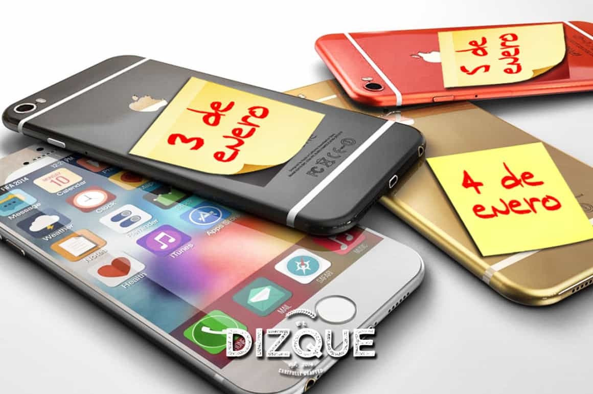 Apple anuncia el lanzamiento del iPhone desechable 1