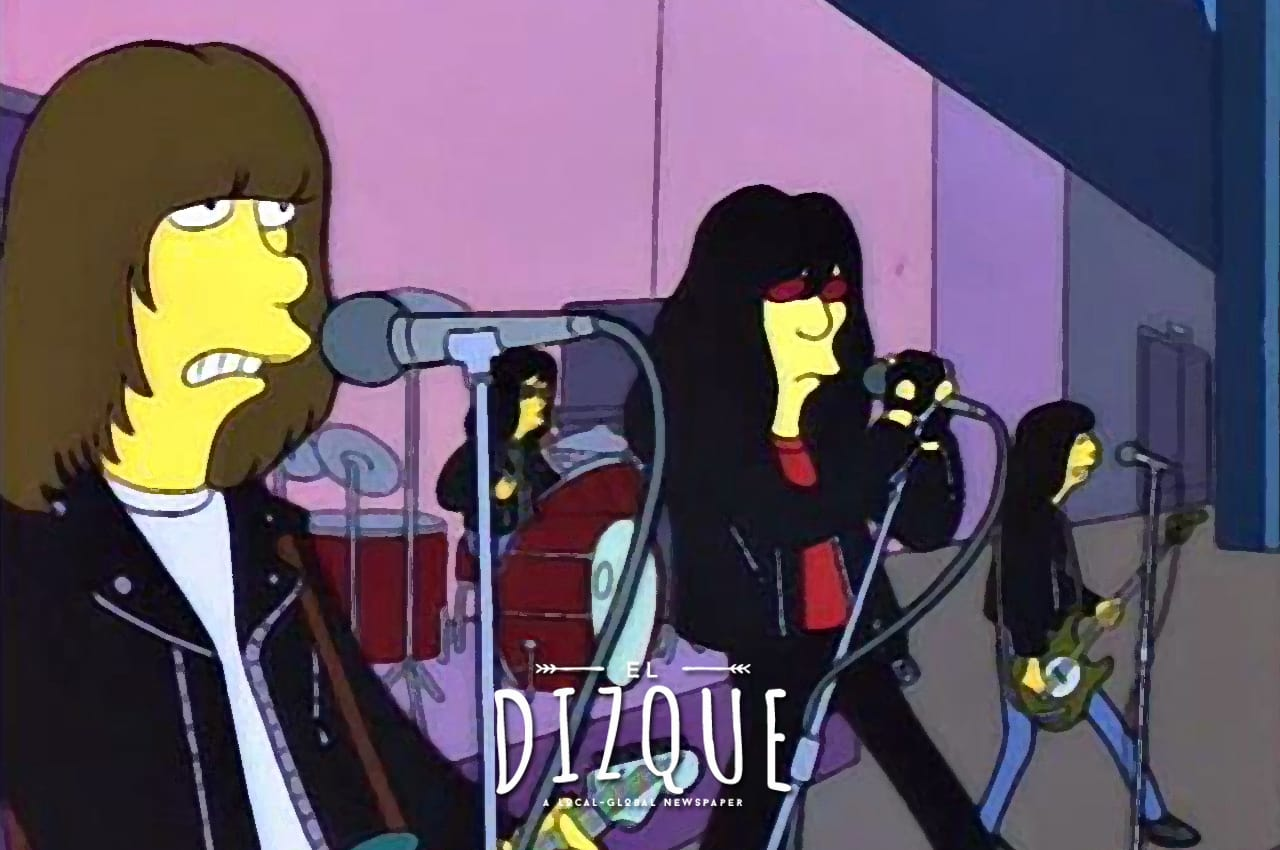 Los Ramones se deslindan de Peña Nieto 2
