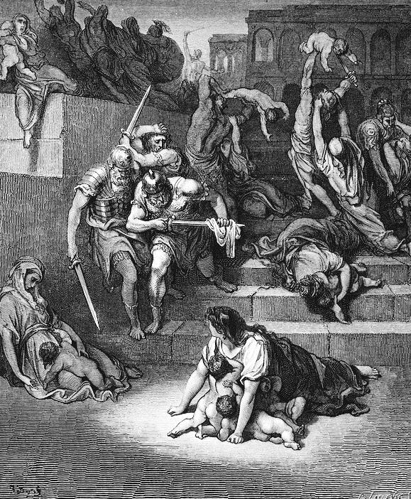 La versión oficial señala que los zelotes fueron los autores del crimen.