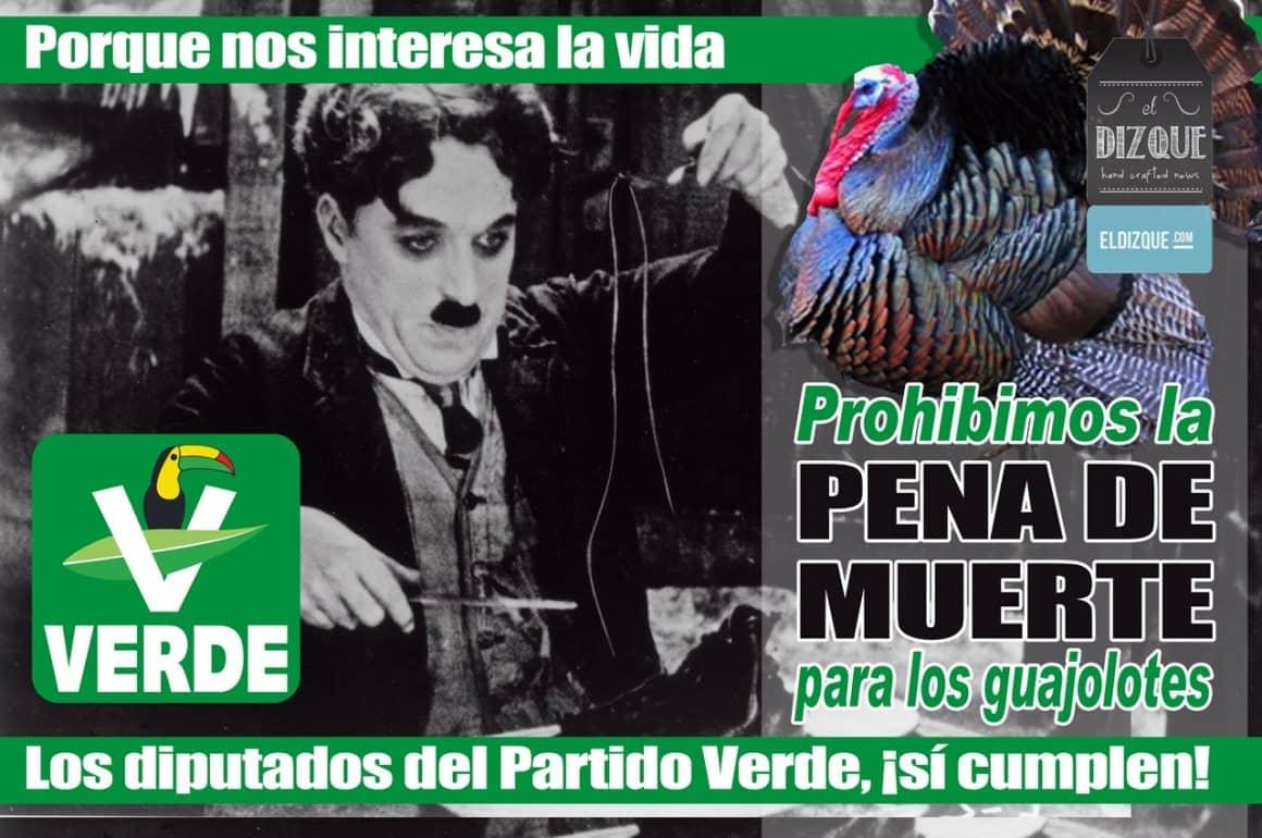 Se aprueba iniciativa del Partido Verde: Prohibidos los pavos para esta Navidad 12