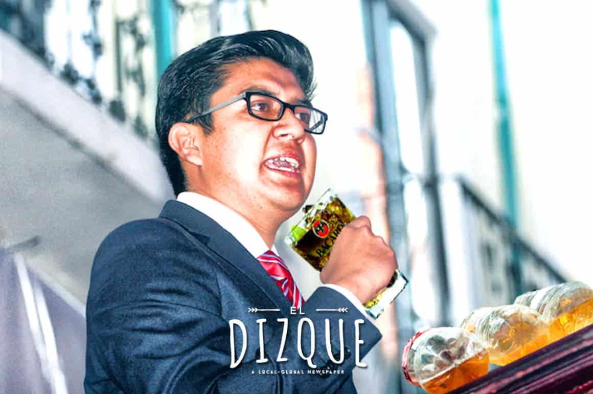 Desde Tlaxcala, el alcalde Covarrubias se defiende 1