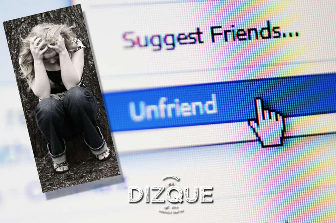 """""""Desamigar"""" en Facebook se considerará como discriminación 3"""