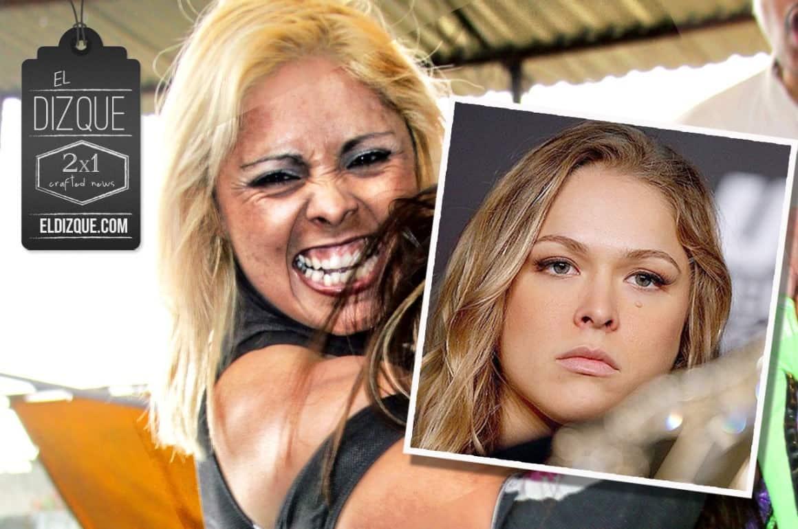 La próxima rival de Ronda Rousey será una mexicana 5