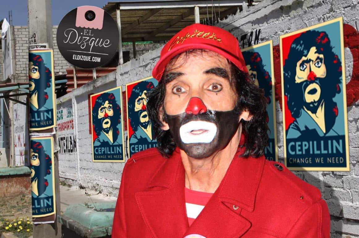 Cepillín se destapa como candidato a alcalde de donde sea 1