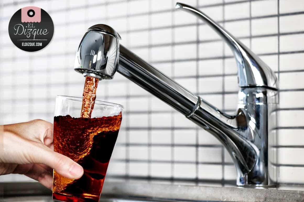 Se instalarán tuberías para distribuir Coca-Cola directo a los hogares 14