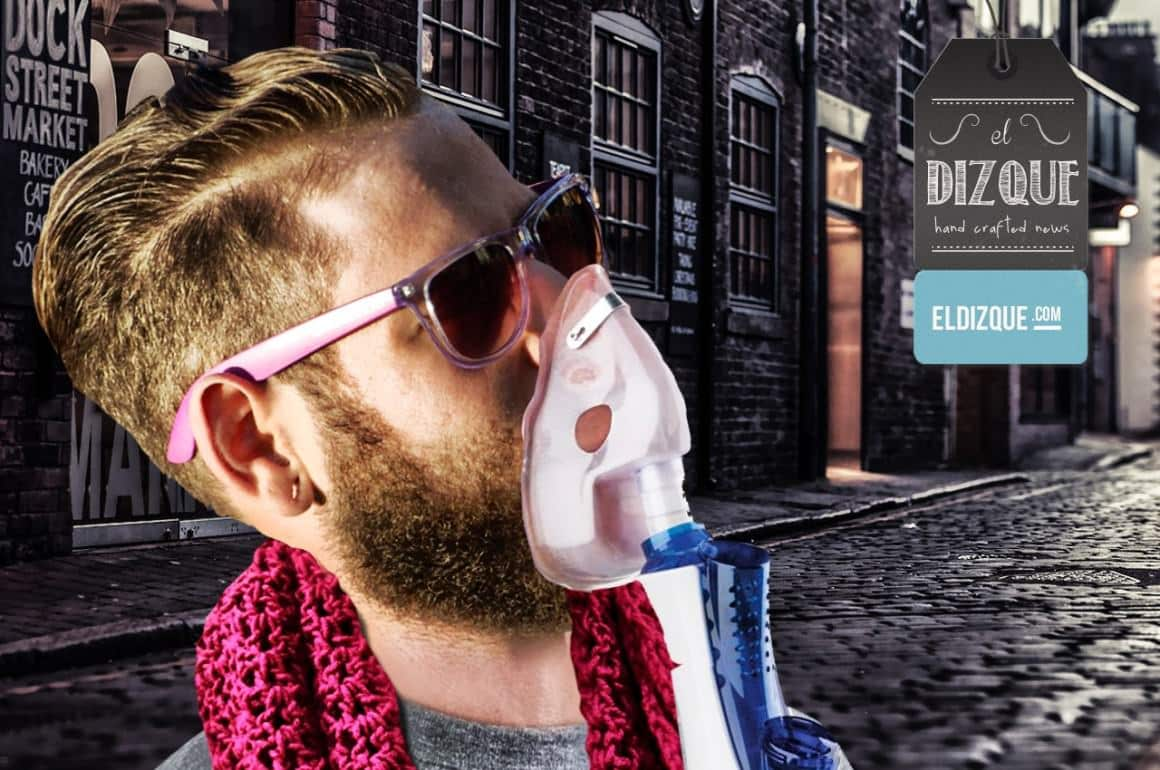 Mueren hipsters buscando alternativas al aire respirable 8