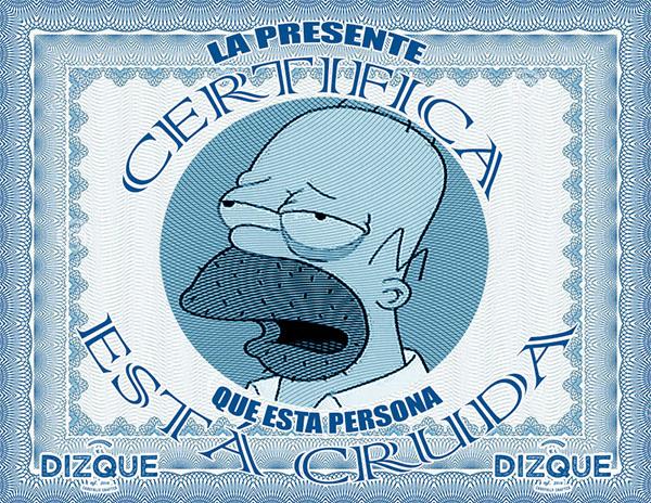 Homero Crudo