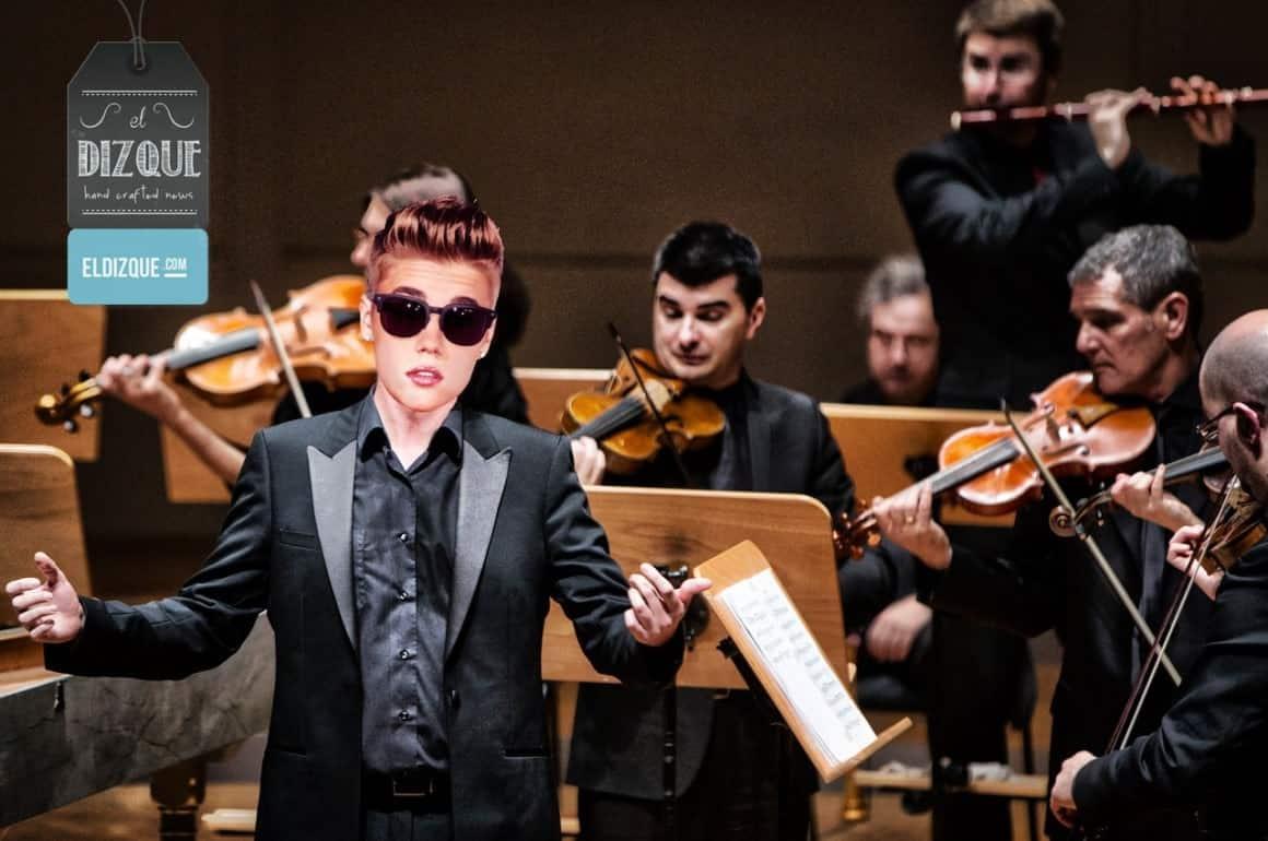 Revive la era de los castrati: Justin Bieber cantará ópera 5