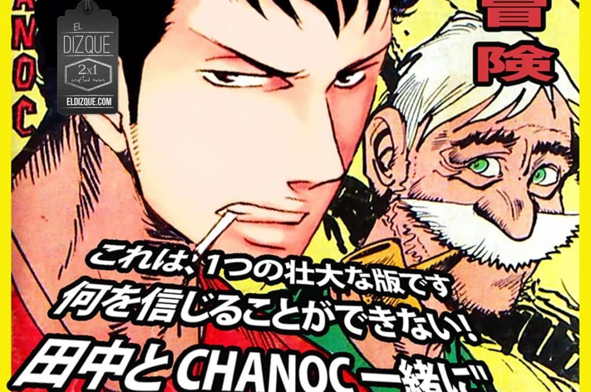 En marzo arranca la versión en manga de Chanoc 3