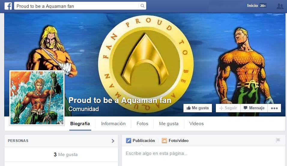 Aquaman fans
