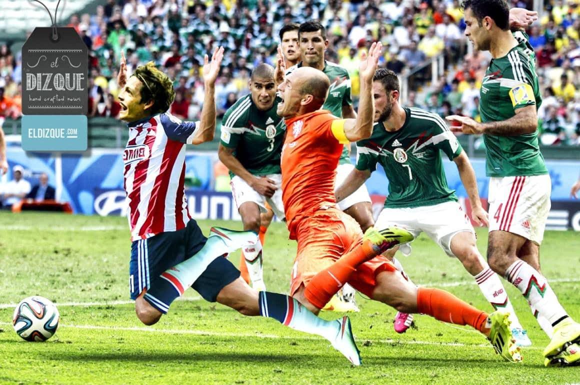 Carlos Fierro quiere ser el mejor para engañar a los árbitros de futbol 1
