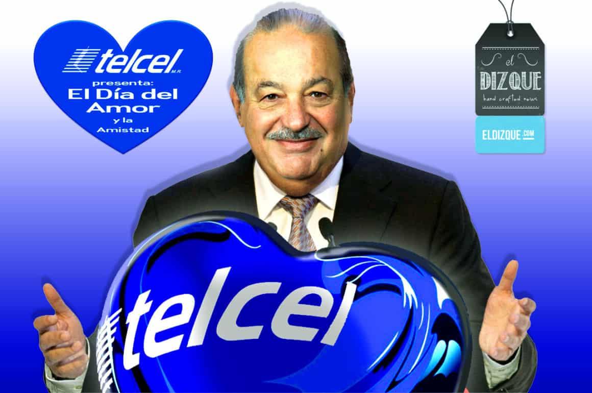 Carlos Slim compra los derechos del Día del Amor y la Amistad 10