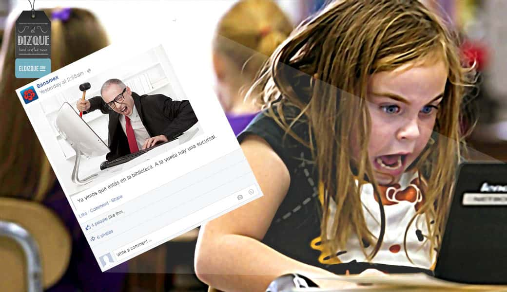 ¡Horror! ¡Bancos efectúan cobranzas a través de redes sociales! 2
