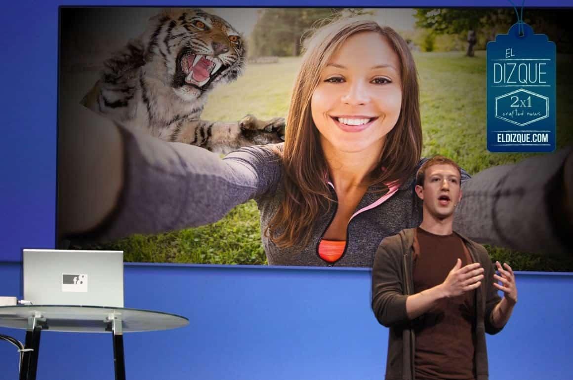 Anuncia Facebook que ahora sólo aceptará un número limitado de selfies por día 1