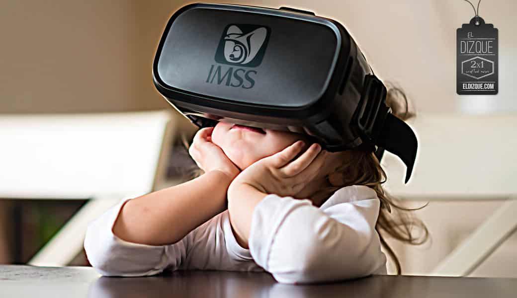 El IMSS entra a la modernidad con la iniciativa de guarderías virtuales 1