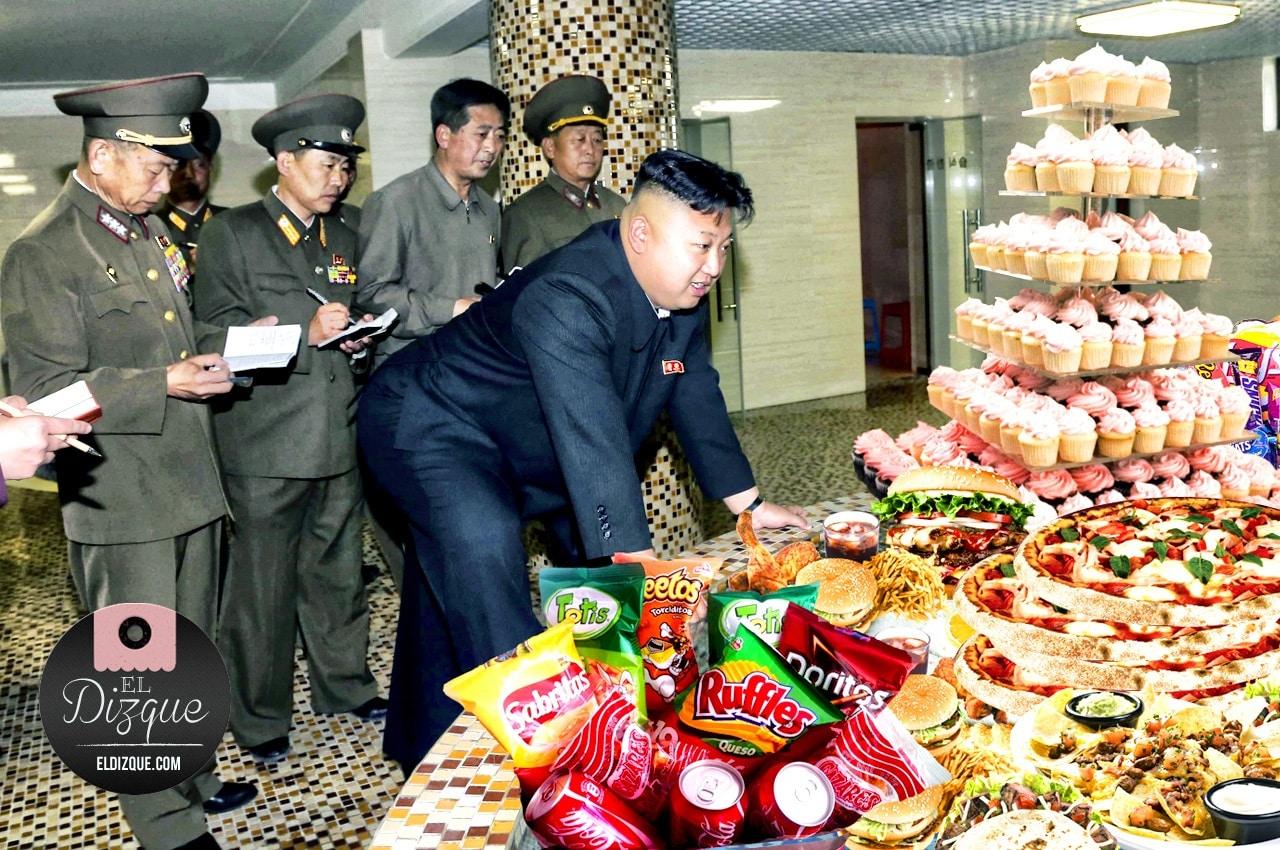 Se desata un nuevo conflicto: Kim Jong-un le declara la guerra a los carbohidratos 4