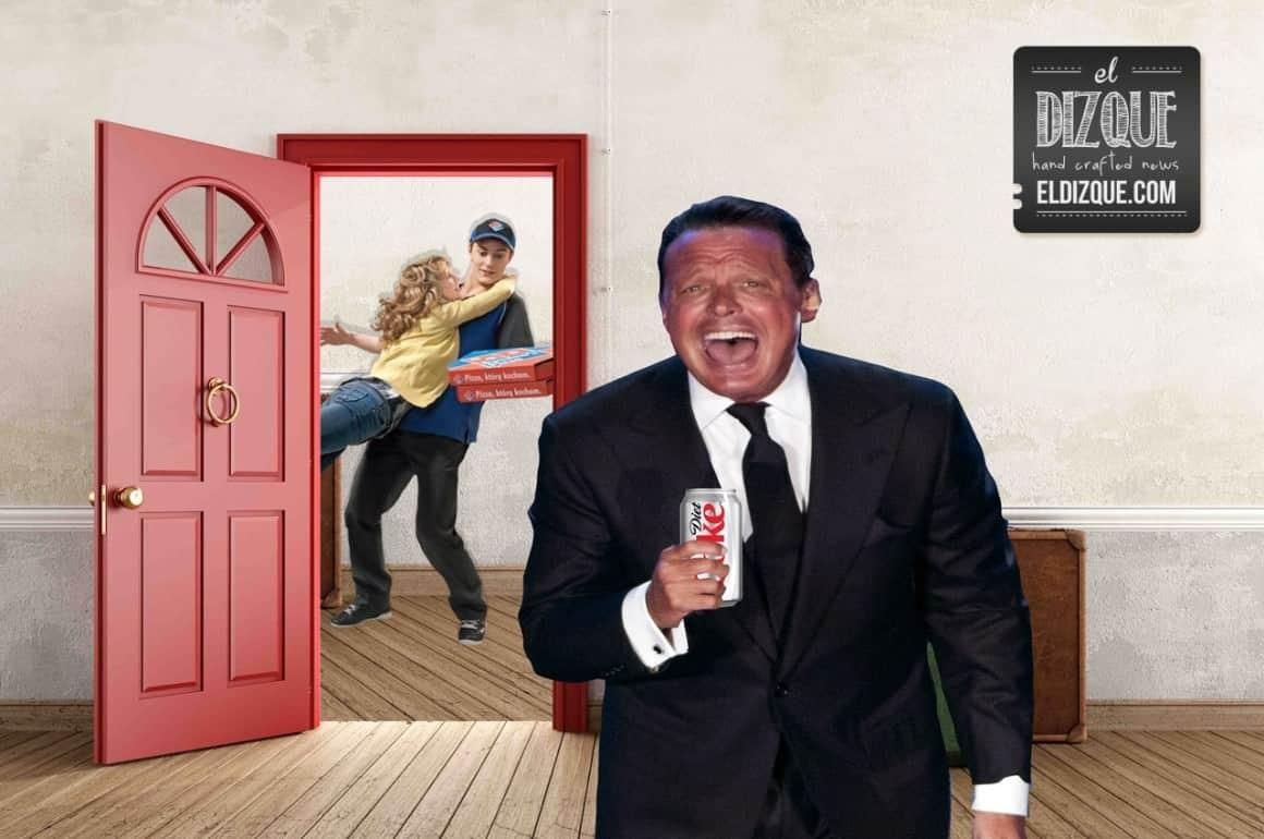 Luis Miguel culpa a Domino's Pizza por dejar tirado su concierto en Yucatán 1