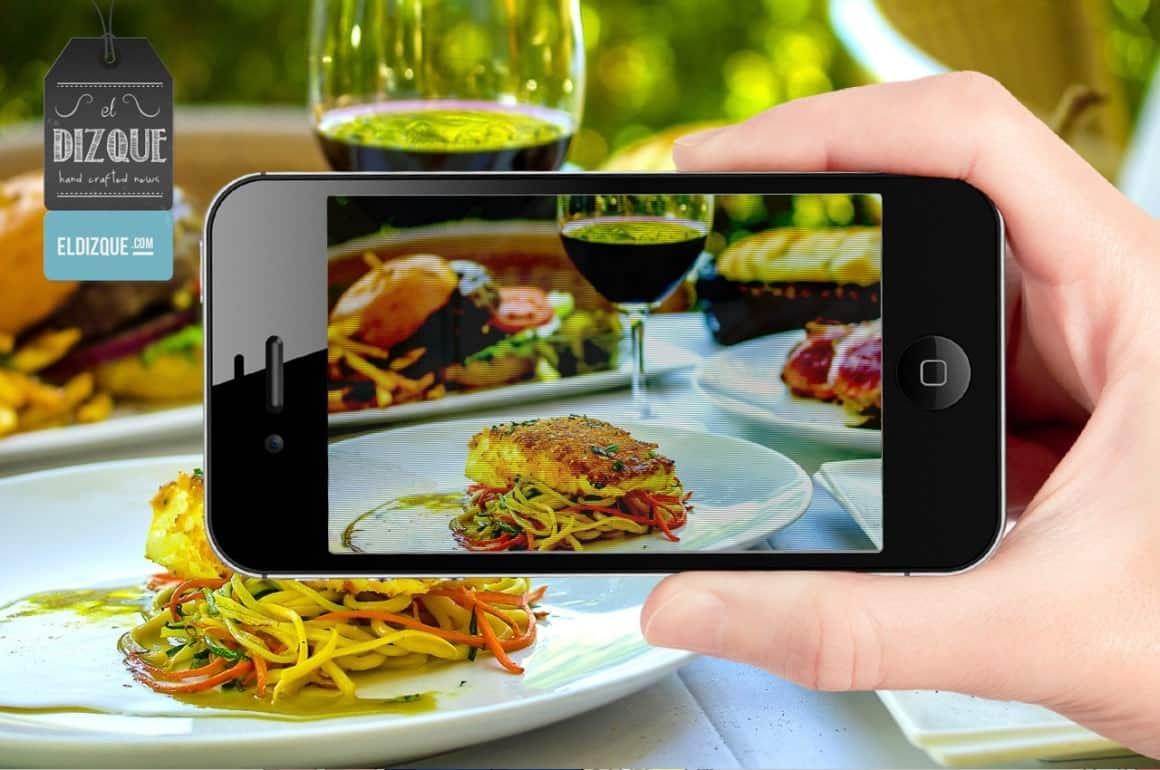 Restaurante en la Condesa ofrece menú sólo para fotografiarlo 5