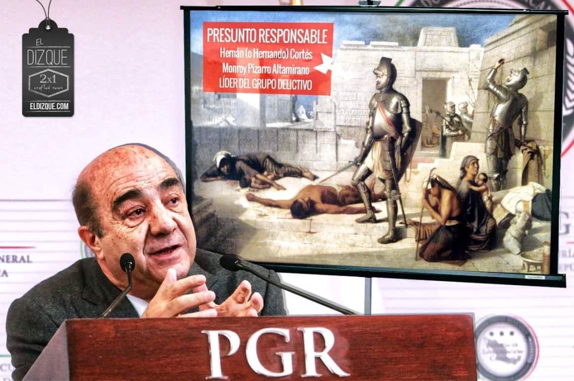 La PGR descubrió a los culpables de la Matanza de Cholula. Considera el caso cerrado 2