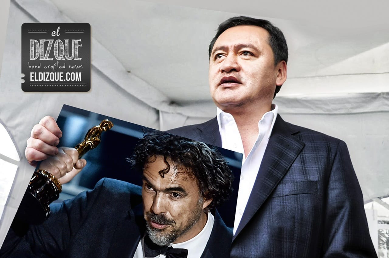 El Gobierno de México ayudará a Alejandro González Iñárritu a lograr el gobierno que merecemos 1