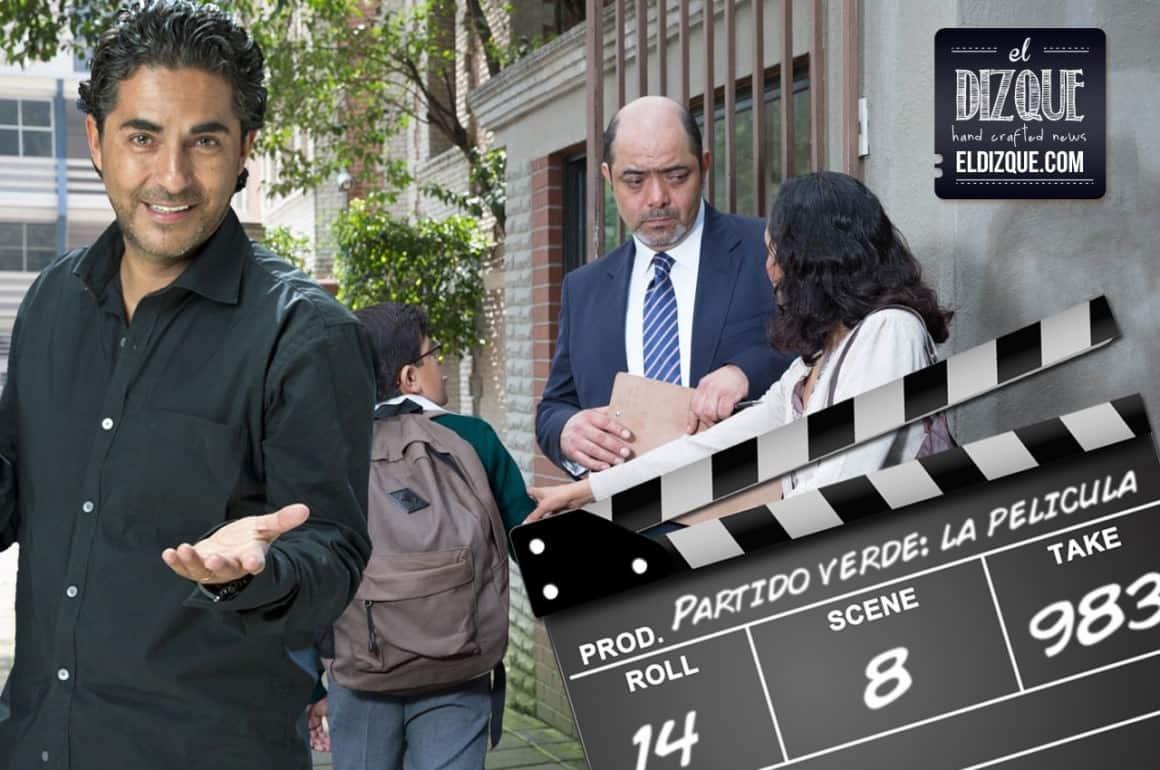 """El Partido Verde se prepara para filmar """"Partido Verde: La Película"""" 1"""