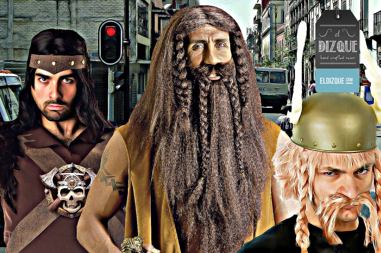 Revolución en la moda juvenil: El gótico ha muerto, ¡que viva el visigodo! 15