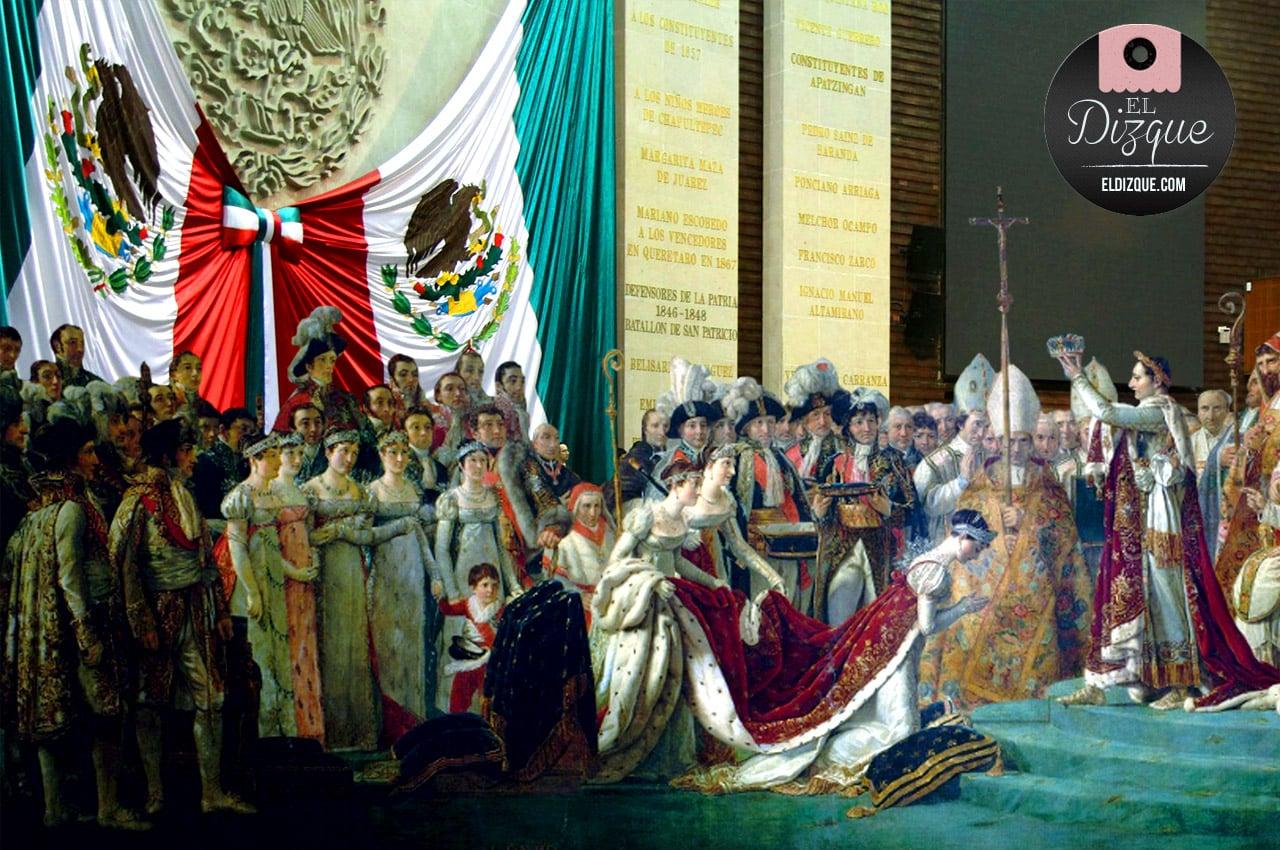 Descubrimiento histórico: México sigue siendo una monarquía 9