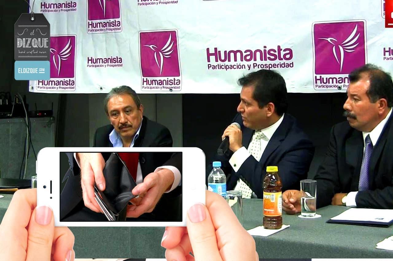 Descubrimos en qué se gasta su dinero el Partido Humanista 7