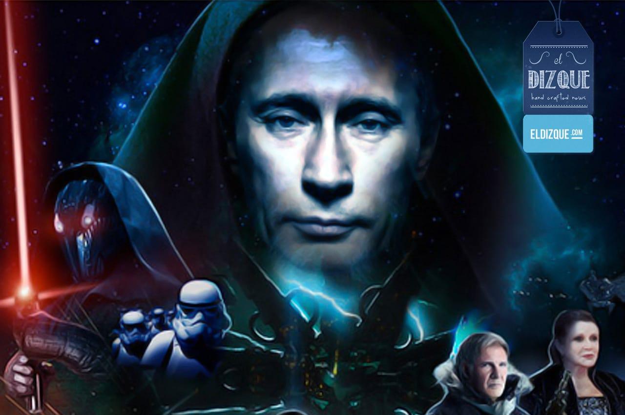 Revelado el villano de Stars Wars: Episodio VII... Será Vladimir Putin 3
