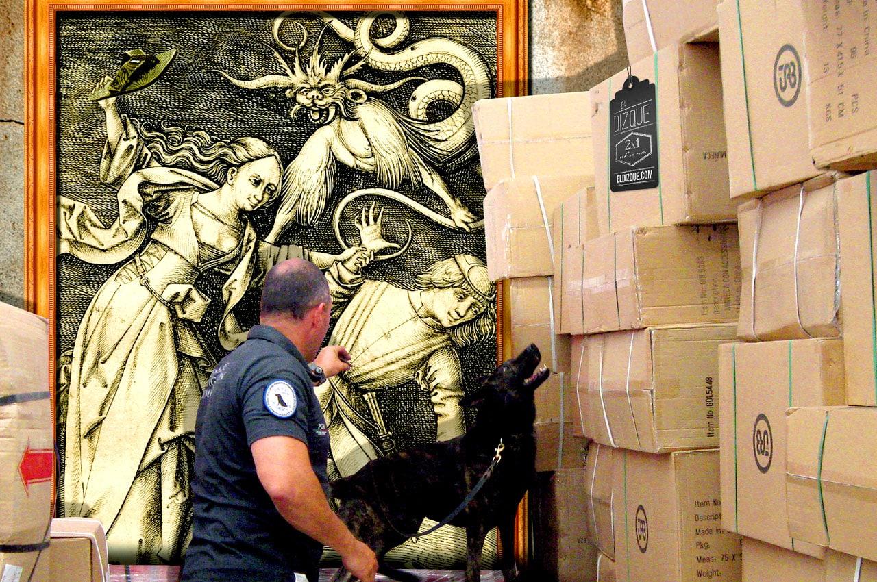 Desmantela PGR fábrica clandestina de chanclas para mamás 1