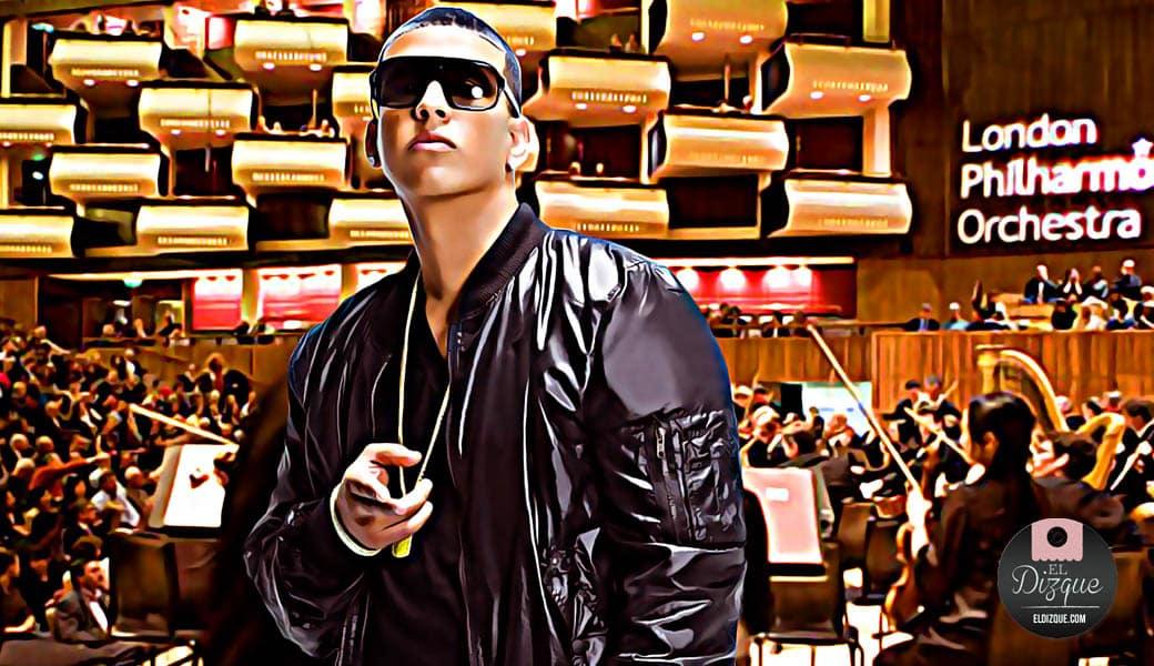 Daddy Yankee dará un conciero al lado de la Orquesta Filarmónica de Londres 9