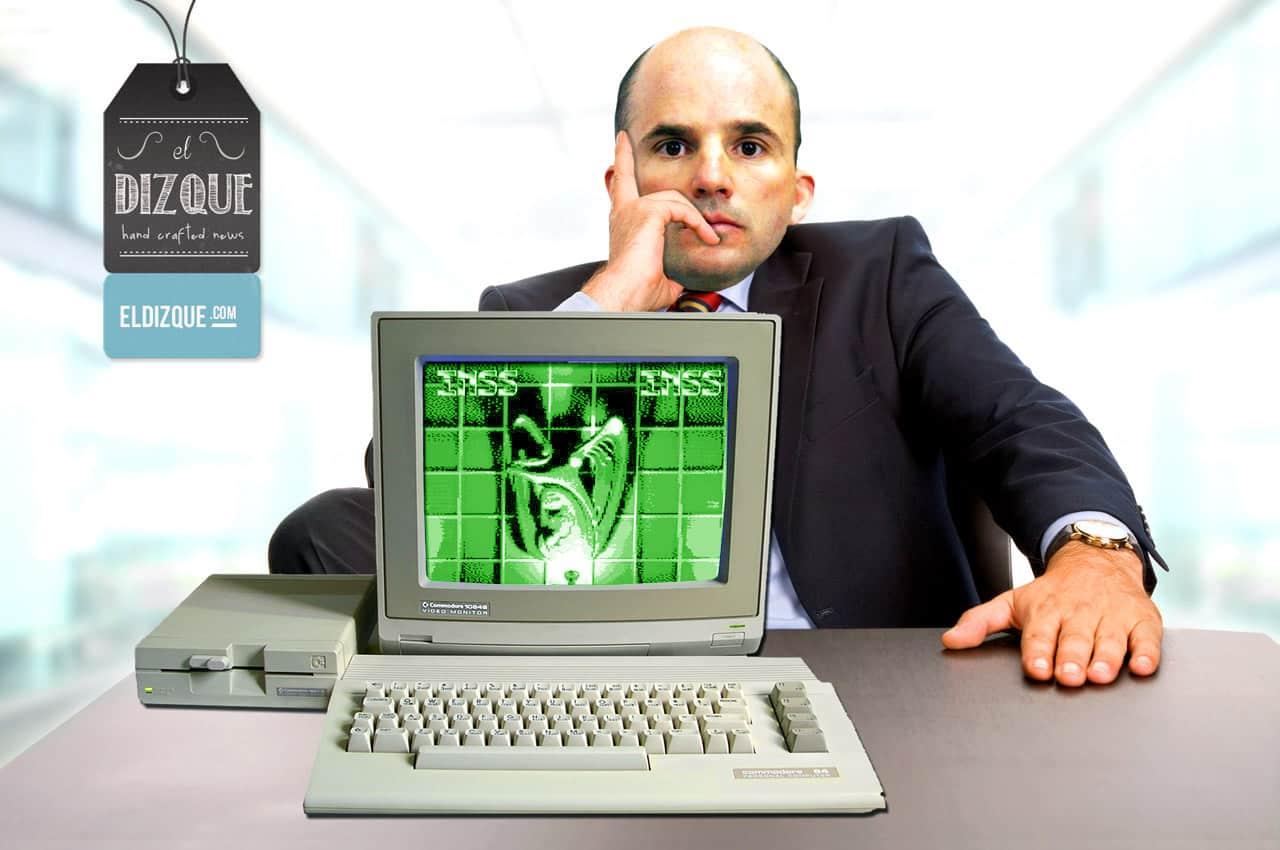 El IMSS se moderniza: Adquiere computadoras Commodore 64 a precio de ganga 1